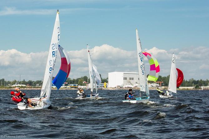 Открытое первенство России по командным гонкам, город Санкт-Петербург 01.08.2015 года